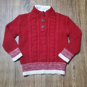 Cherokee Thick Knit Sweater - 4T